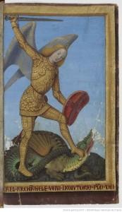 Horae ad usum Parisiensem , dites Heures de Charles VIII 1475-1500
