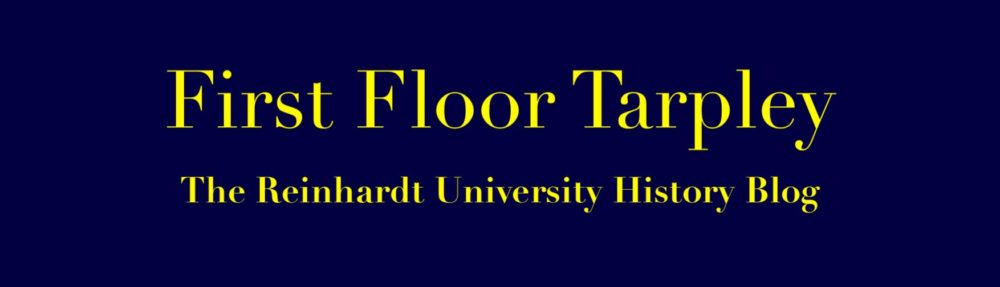 First Floor Tarpley