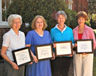 Milestone Service Awards