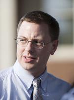 Dr. Kenneth Wheeler, Reinhardt history professor