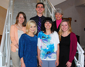 Piano Students Honored